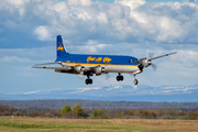 Everts Air Cargo Douglas DC-6A (N451CE) at  Anchorage - Ted Stevens International, United States