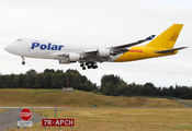 Polar Air Cargo Boeing 747-46NF(SCD) (N452PA) at  Anchorage - Ted Stevens International, United States