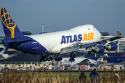Atlas Air Boeing 747-47UF (N477MC) at  Amsterdam - Schiphol, Netherlands
