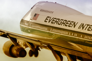 Evergreen International Airlines Boeing 747-212B(SF) (N485EV) at  Bruges/Ostend - International, Belgium