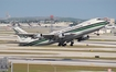 Evergreen International Airlines Boeing 747-212B (N486EV) at  Miami - International, United States