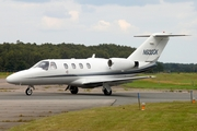 (Private) Cessna 525 CitationJet (N600GK) at  Lubeck-Blankensee, Germany