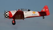 Aeroshell Aerobatic Team North American AT-6C Texan (N601JF) at  Oshkosh - Wittman Regional, United States