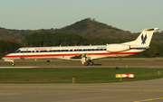 American Eagle Embraer ERJ-145LR (N609DP) at  La Crosse - Regional, United States