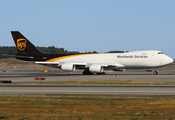 United Parcel Service Boeing 747-84AF (N613UP) at  Anchorage - Ted Stevens International, United States
