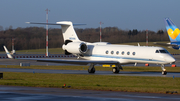 Solarius Aviation Gulfstream G-V (N624NN) at  Hamburg - Fuhlsbuettel (Helmut Schmidt), Germany