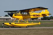 (Private) Aviat A-1C-180 Husky (N63MV) at  Oshkosh - Wittman Regional, United States