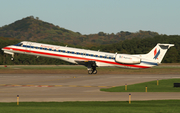 American Eagle Embraer ERJ-145LR (N679AE) at  La Crosse - Regional, United States