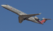 American Eagle (PSA) Bombardier CRJ-701ER (N703PS) at  South Bend - International, United States