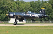(Private) Vought F4U-4 Corsair (N713JT) at  Oshkosh - Wittman Regional, United States