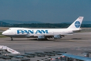 Pan Am - Pan American World Airways Boeing 747-212B (N726PA) at  Zurich - Kloten, Switzerland