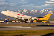 Kalitta Air Boeing 747-4H6(BDSF) (N740CK) at  Anchorage - Ted Stevens International, United States