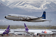 Everts Air Cargo Douglas C-118A Liftmaster (N747CE) at  Anchorage - Ted Stevens International, United States