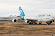 General Electric Boeing 747-446 (N747GF) at  Victorville - Southern California Logistics, United States