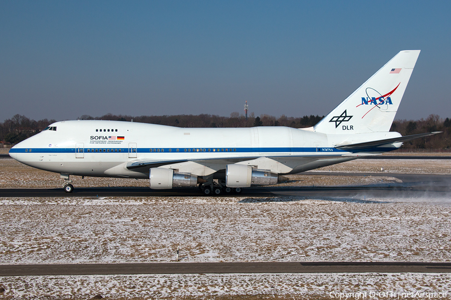 NASA / DLR Boeing 747SP-21 (N747NA) | Photo 224743