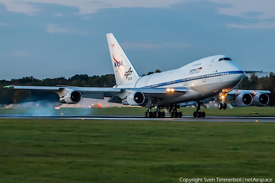 NASA / DLR Boeing 747SP-21 (N747NA) | Photo 404470