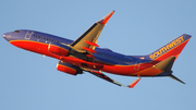Southwest Airlines Boeing 737-76N (N7703A) at  Las Vegas - McCarran International, United States