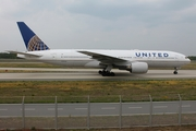 United Airlines Boeing 777-222(ER) (N787UA) at  Frankfurt am Main, Germany