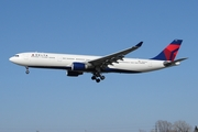 Delta Air Lines Airbus A330-323X (N801NW) at  Minneapolis - St. Paul International, United States