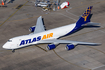 Atlas Air Boeing 747-87UF (N854GT) at  Sydney - Kingsford Smith International, Australia