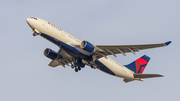 Delta Air Lines Airbus A330-223 (N858NW) at  South Bend - International, United States