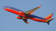 Southwest Airlines Boeing 737-8H4 (N8633A) at  Las Vegas - McCarran International, United States