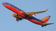 Southwest Airlines Boeing 737-8H4 (N8640D) at  Las Vegas - McCarran International, United States
