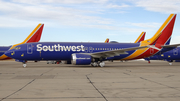 Southwest Airlines Boeing 737 MAX 8 (N8708Q) at  Victorville - Southern California Logistics, United States