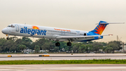 Allegiant Air McDonnell Douglas MD-83 (N871GA) at  Ft. Lauderdale - International, United States