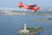 (Private) American Champion Bellanca Decathlon (N90GK) at  In Flight - New York, United States