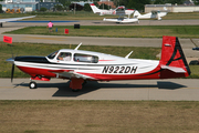 (Private) Mooney M20TN Acclaim (N922DH) at  Oshkosh - Wittman Regional, United States