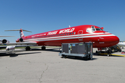 Tristar History & Preservation McDonnell Douglas MD-83 (N948TW) at  Kansas City - Downtown Municipal, United States
