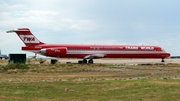 Tristar History & Preservation McDonnell Douglas MD-83 (N948TW) at  Roswell - Industrial Air Center, United States