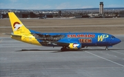 Western Pacific Airlines Boeing 737-3B7 (N952WP) at  Colorado Springs - International, United States