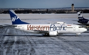 Western Pacific Airlines Boeing 737-3L9 (N960WP) at  Colorado Springs - International, United States