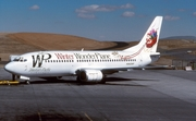 Western Pacific Airlines Boeing 737-3Y0 (N962WP) at  Colorado Springs - International, United States