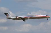 American Airlines McDonnell Douglas MD-83 (N965TW) at  Dallas/Ft. Worth - International, United States