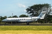 (Private) Gulfstream G-V-SP (G550) (N977HS) at  Adisumarmo International, Indonesia