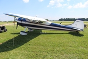 (Private) Cessna 195A (N9855A) at  Oshkosh - Wittman Regional, United States