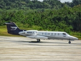 REVA Air Ambulance Learjet 35A (N990LC) at  Santo Domingo - Las Americas-JFPG International, Dominican Republic