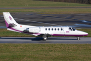 Tyrol Air Ambulance Cessna 550 Citation Bravo (OE-GPS) at  Hamburg - Fuhlsbuettel (Helmut Schmidt), Germany
