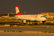 Austrian Airlines Airbus A320-214 (OE-LBR) at  Frankfurt am Main, Germany