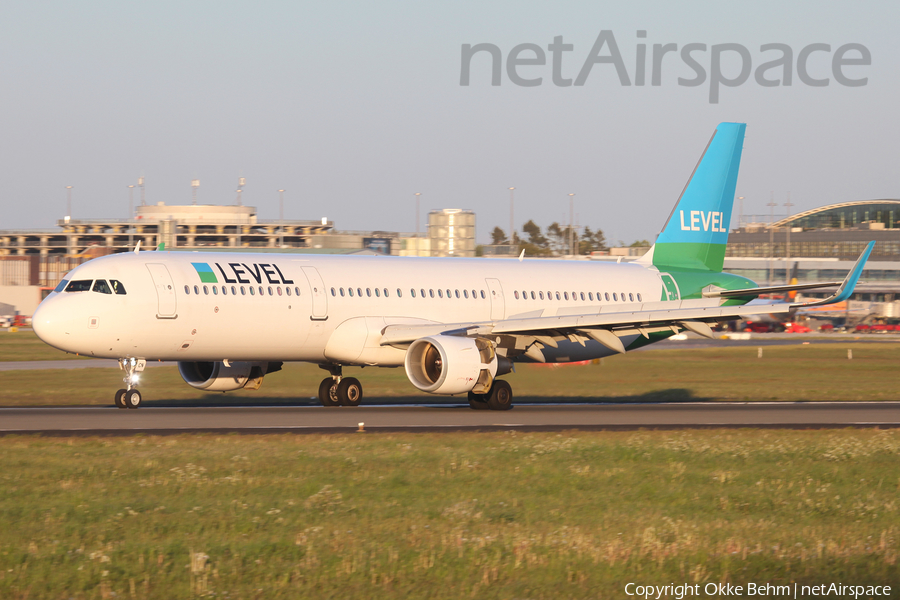 Level Airbus A321-211 (OE-LCN) | Photo 324113