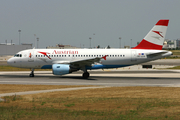 Austrian Airlines Airbus A319-112 (OE-LDA) at  Lisbon - Portela, Portugal