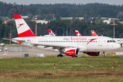 Austrian Airlines Airbus A319-112 (OE-LDE) at  Zurich - Kloten, Switzerland