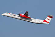 Austrian Airlines Bombardier DHC-8-402Q (OE-LGK) at  Dusseldorf - International, Germany