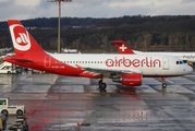 Air Berlin (Niki) Airbus A319-112 (OE-LNB) at  Zurich - Kloten, Switzerland