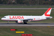 LaudaMotion Airbus A320-214 (OE-LOO) at  Dusseldorf - International, Germany