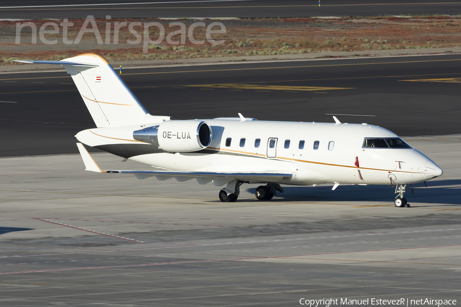 International Jet Management Bombardier CL-600-2B16 Challenger 650 (OE-LUA) | Photo 445892
