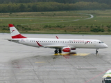 Austrian Airlines Embraer ERJ-195LR (ERJ-190-200LR) (OE-LWD) at  Cologne/Bonn, Germany